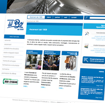 Del Bo - Elevator. A Design, Illustration, Software Development, IT, Photograph, and Advertising project by AndreaEmma - Aug 04 2011 12:13 PM