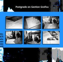 POSTGRADO II. Um projeto de  de DAVID CHAVEZ LEON         - 11.08.2011