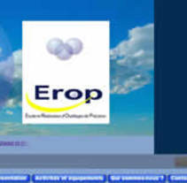 EROP. A Design, and Software Development project by olivier DAURAT         - 26.08.2011