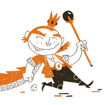 Veinte historias más una. Un proyecto de Ilustración de Fran Collado - 04-09-2011