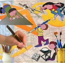 Collages. Un proyecto de Diseño, Ilustración, Fotografía y UI / UX de Emil Markov - 08-09-2011
