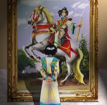 Ilustración libro conmemorativo Anime. Un proyecto de Ilustración de Isabel Martín - Domingo, 25 de septiembre de 2011 19:35:28 +0200