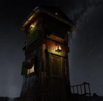 WEIRD (house). Um projeto de 3D de XYZ 2d3d  - 26-09-2011