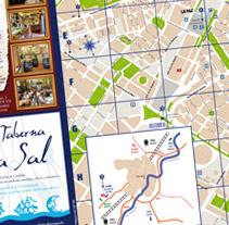 Plano turístico CITY360. Un proyecto de Diseño y Publicidad de dramaplastika - 26-10-2011
