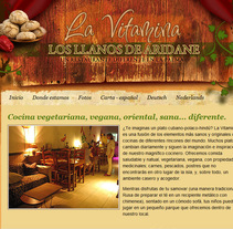 La Vitamina, restaurante. A Design&IT project by Kinga  - 25-10-2011