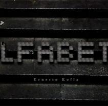 Videoexperimentos tipograficos. Un proyecto de Diseño, Motion Graphics, Cine, vídeo y televisión de Ernesto_Kofla  - Jueves, 27 de octubre de 2011 00:05:35 +0200