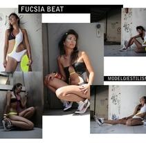FUCSIA BEAT. Un proyecto de Diseño de Roxana Hernández - 24-11-2011