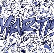 Portada Amartist Magazine. 3. A Design&Illustration project by Jope * - Nov 07 2011 02:00 PM