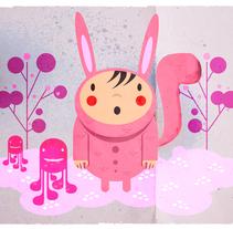Minimeces. A Design&Illustration project by Pedro  Peinado - 07-11-2011