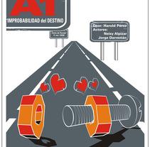 Carteles. A Design&Illustration project by Antonio A. Barciela         - 08.12.2011