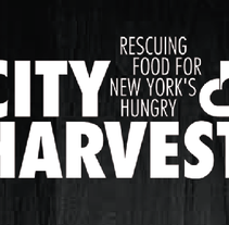City Harvest. A Design, Advertising, and Photograph project by Victor Serrano         - 12.12.2011