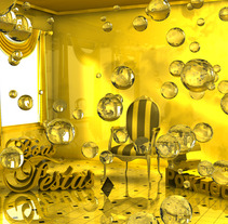 Saloni Christmas 2011. A Design, Advertising, Motion Graphics, Installations, and 3D project by Naone  - Dec 21 2011 12:55 PM