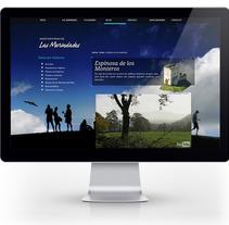 Las Merindades. A Design, Illustration, Software Development, UI / UX, and Photograph project by chicote - Dec 25 2011 07:07 PM