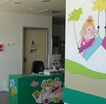 Humanización Hospital Infanta Leonor. A Design&Illustration project by marta méndez alvarez - Jan 03 2012 04:50 PM