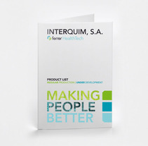 Interquim. A Design project by Debo Marti         - 10.01.2012