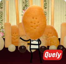 Galletas Quely. A Illustration, and Motion Graphics project by Luis Madrid - Jan 16 2012 06:24 PM