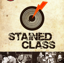 S. Class @ Camden (Cartel). A Design, Illustration, and Advertising project by Carlos Ponce de León         - 17.01.2012