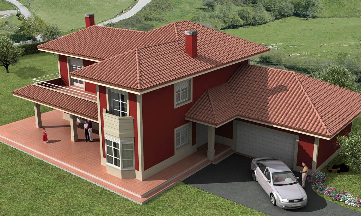 Viviendas unifamiliares domestika - Proyectos casas unifamiliares ...