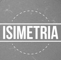iSimetria LOGO. Um projeto de Design e Publicidade de gir gir         - 25.01.2012