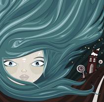Lísel y Po - Editorial SM. Un proyecto de Ilustración, Diseño editorial y Diseño gráfico de Irene Ibáñez Gumiel - 24-01-2012