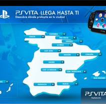 Demo PSVita. Un proyecto de Desarrollo de software e Informática de Raúl Canella Vega         - 01.02.2012