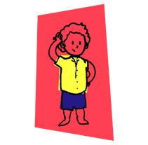 Ilustraciones web didáctico. A Illustration project by Oriol Luis Serrano Porredon         - 06.02.2012