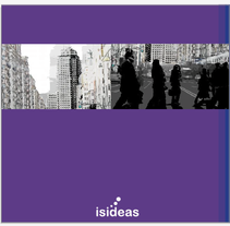 Portada de isideas. A Design, Illustration, and Advertising project by Isabel Choin         - 23.02.2012