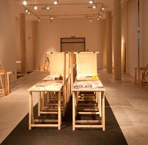 Exposición Todo Empieza Aquí_. A Design&Installations project by Enblanc         - 28.02.2012
