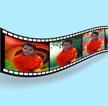 Efecto cinta de pelicula para las fotos . A Design, Illustration, Advertising, Motion Graphics, and Photograph project by Doina Catruna         - 28.02.2012