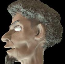 Modelando con MUDBOX. A 3D project by Roberto Ampudia Sanchez - 01-03-2012
