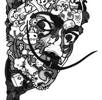 Retratos / Portraits. A Illustration project by Edu Morente         - 02.03.2012