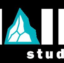 Bocetos Logo Hail Studios. A Design project by Torïo García         - 06.03.2012