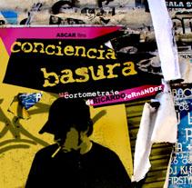 Conciencia Basura. Un proyecto de Diseño e Ilustración de enZETA - 21-03-2012