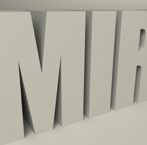MIRA / LOOK . A Motion Graphics, Film, Video, and TV project by Gabriel Serrano - 12-03-2012