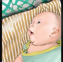 Niño Fabio - Child Fabio. Un proyecto de Diseño e Ilustración de Jean Merlano         - 16.03.2012