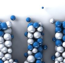 3D Typography project.. Um projeto de Design e 3D de Marc Urtasun         - 17.03.2012