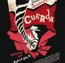 La cuerda. Um projeto de  de Sito Morales         - 19.03.2012