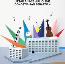 47 Heineken Jazzaldia. Un proyecto de Diseño de Omar Lopez Sanchez         - 21.03.2012