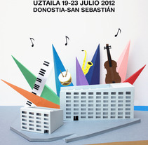 47 Heineken Jazzaldia. A Design project by Omar Lopez Sanchez         - 21.03.2012