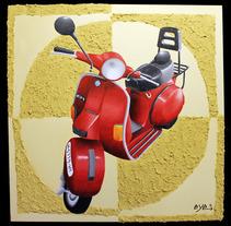 Ilustración/Pintura. Un proyecto de Diseño, Ilustración y Pintura de Eduardo Yeves Estevez - 26-01-2014