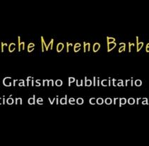 Reel Audiovisual. A Design, Advertising, Motion Graphics, Film, Video, and TV project by Merche Moreno         - 07.04.2012