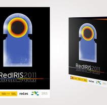 Proyecto RedIRIS 2011. Un proyecto de  de Alvaro Portela Martínez - 12.04.2012