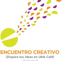 ENCUENTRO CREATIVO - ¡DISPARA TUS IDEAS!. A Design, Illustration, Advertising, Music, Audio, Motion Graphics, Installations, Software Development, Photograph, Film, Video, TV, UI / UX, 3D&IT project by ... y no te quedes en blanco  - 13-04-2012