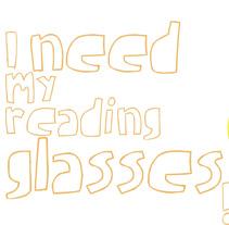 Gafas / ilustración. A Illustration project by Pilar Santiño         - 21.04.2012