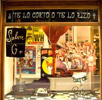 Campaign Ray Ban by Esvinilo. A Design&Installations project by Marina L. Rodil Garamond         - 21.06.2012