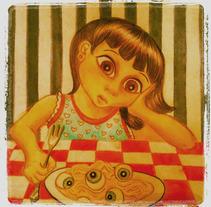 Ilustración estrafalaria. Um projeto de Ilustração e Fotografia de Bren Sue         - 22.04.2012