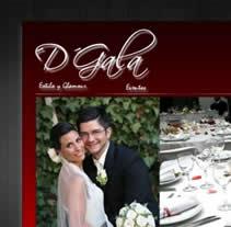 Eventos  Dgala. Un proyecto de Diseño, Publicidad, Desarrollo de software e Informática de Jose Antonio Rios         - 23.04.2012
