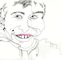face to face. Un proyecto de Diseño e Ilustración de Aurea Aburto         - 23.04.2012