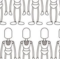 Contraportada Yorokobu. Un proyecto de Diseño, Ilustración y Publicidad de M.A. Serralvo - Viernes, 27 de abril de 2012 17:29:56 +0200