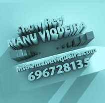 Show Reel de Manu Viqueira. A Advertising, Motion Graphics, Film, Video, TV, and 3D project by Manu Viqueira         - 18.07.2012